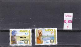 Angola  - Serie Completa Nueva**   - 1010110 - Angola
