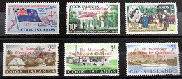 Islas Cook 105/10 ** - Cook