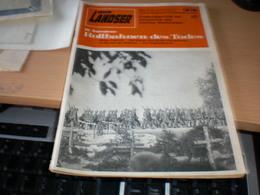 Der Landser Rollbahnen Des Todes Winter 1941-42  Ostfront Unterseeboot UC 71 - Revistas & Periódicos