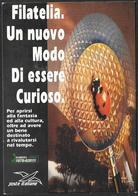 Italia/Italy/Italie: 2 Cartoline Di Propaganda Filatelica, 2 Philatelic Propaganda Postcards, 2 Cartes Postales De Propa - Stamps (pictures)