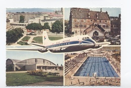 AVION--- AIR INTER  -RECTO/VERSO- B43 - 1946-....: Era Moderna