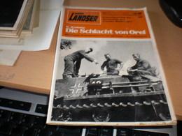 Der Landser Die Schlacht Von Ored Sowjet Divisionen Und 1500 Panzer  Japanische Kriegsflugzeuge Kawasaki Ki 100 - Revistas & Periódicos