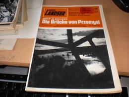 Der Landser Die Brucke Von Przemysl 1941 Der Vormarsch In Richtung Lemberg  Unterseeboot U3 - Revistas & Periódicos