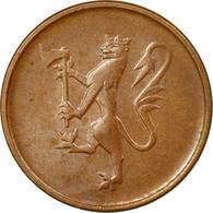 Monnaie, Norvège, Olav V, 5 Öre, 1981, TTB, Bronze, KM:415 - Norvège