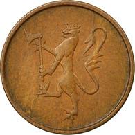 Monnaie, Norvège, Olav V, 5 Öre, 1975, TTB, Bronze, KM:415 - Norvège
