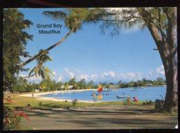 CPM Ile Maurice GRAND'BAIE Qui Accueille Les Grandes Compétitions De Course à Voile - Mauritius