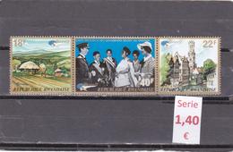 Ruanda  - Serie Completa Nueva**    - 1010150 - Ruanda