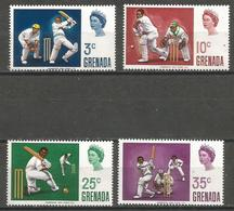 Grenada. - 1969 Cricket MH * - Grenada (...-1974)
