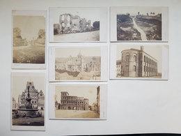 Lot 7 Anciennes Photos De Trèves / Trier (Allemagne/Germany) - H. Plaut (Paris) - 1866 - Photos