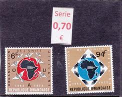 Ruanda  - Serie Completa Nueva**    - 1010157 - Ruanda