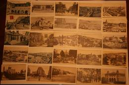 Algeri, 25 Cartoline - Algeri