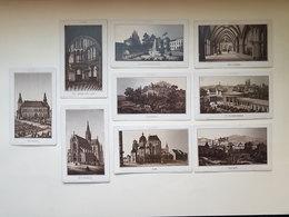 """Lot 9 Anciennes Photos De Aix La Chapelle / Aachen """"Rathhaus/Votivkirche/Dom/Louisberg"""" - Frey & Cie (Frankfurt) - 1866 - Photos"""