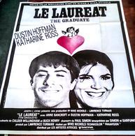 AFFICHE CINE ORIG LE LAUREAT 120X160 (1968) D Hoffman M Nichols - Posters
