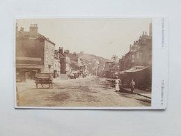 Lot 2 Anciennes Photos De Sandgate (England) - G. B. Shepherd - Tunbridge Wells / J. V. Cobb - Vers 1860 - Old (before 1900)