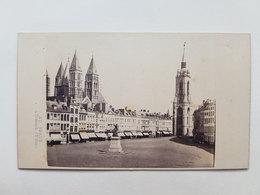 Ancienne Photo De Tournai (Belgique) - Ad. Braun à Dornach - Vers 1860 - Photos
