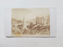 Ancienne Photo De Bacharach (Allemagne / Germany) - Vers 1860 - Photos