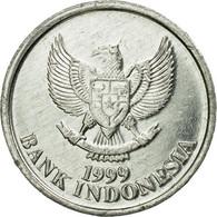 Monnaie, Indonésie, 50 Rupiah, 1999, TTB, Aluminium, KM:60 - Indonésie