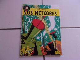 Bd Edgar P Jacobs SOS METEORES ( Blake Et Mortimer 1998 Tbe ) - Blake Et Mortimer