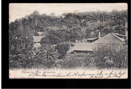PARAGUAY Cerveceria San Bernardino 1906 OLD POSTCARD 2 Scans - Paraguay