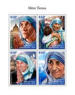 Central Africa. 2018  Mother Teresa. (710a) - Mother Teresa