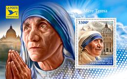 Central Africa. 2018  Mother Teresa. (710b) - Mother Teresa