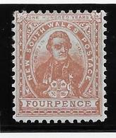 New South Wales - Nouvelles Galles Du Sud N°103 - Neuf * Avec Charnière - TB - Mint Stamps