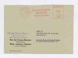 DDR AFS - Bautzen, Rat Des Kreises Bautzen -20Pfg- 1961 - DDR