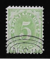 New South Wales - Nouvelles Galles Du Sud Taxe N°8 - Oblitéré - TB - Mint Stamps