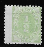 New South Wales - Nouvelles Galles Du Sud Taxe N°1 - Neuf * Avec Charnière - B/TB - Mint Stamps