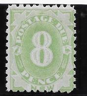 New South Wales - Nouvelles Galles Du Sud Taxe N°7 - Neuf Sans Gomme - TB - Mint Stamps