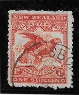 Nouvelle Zélande N°123 - Oblitéré - TB - Ungebraucht