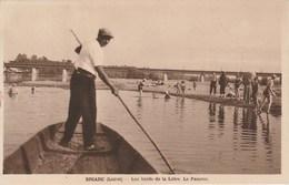 BRIARE Les Bords De La Loire -Le Passeur 1242J - Briare