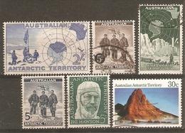 AUSTRALIAN ANTARCTIC TERRITORY MAINLY FINE USED LOT - Australian Antarctic Territory (AAT)