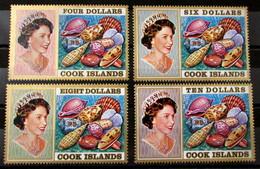 Islas Cook 414/7 ** - Cook Islands