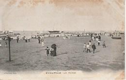 TROUVILLE La Plage 1243J - Trouville