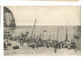 CPA, D.76, N° 102, Yport, Le Retour De La Pêche  Ed. ND. Phot. - Yport