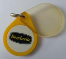 Jeton De Caddie - Bonduelle - En Plastique - - Trolley Token/Shopping Trolley Chip