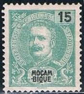 Moçambique, 1903, # 94, MH - Mosambik