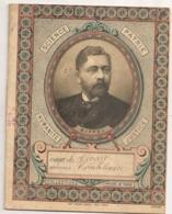 1893 CAHIER SCOLAIRE / Illustration EIFFEL ET TOUR EIFFEL / VIADUC DE GABARIT E1 - Blotters