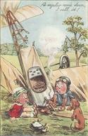 """""""G.E. Shepheard.  Aeroplanes"""" -Tuck Oilette PC # 8689 - Tuck, Raphael"""