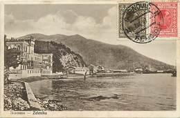 Pays Div -ref N341- Montenegro -  Zelenika  - Carte Bon Etat  - - Montenegro