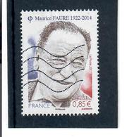 Yt5134 Maurice Faure - France