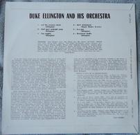 DUKE ELLINGTON & His Orchestra - Panorama Du Jazz - Club Des Amateurs Du Disque - Années 1950 - Jazz