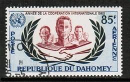 DAHOMEY  Scott # C 27 VF USED (Stamp Scan # 430) - Benin - Dahomey (1960-...)