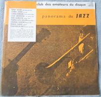 DUKE ELLINGTON, Louis Armstrong, Charlie Parker... - Panorama Du Jazz - Club Des Amateurs Du Disque - Années 1950 - Jazz
