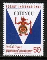 DAHOMEY  Scott # C 106 VF USED (Stamp Scan # 430) - Benin - Dahomey (1960-...)
