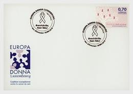 Luxemburg / Luxembourg - Postfris / MNH - FDC Voorkoming Borstkanker 2018 - Luxembourg