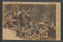 29 Luglio 1900  Monza, Bresci Uccise Il Re D'Italia Umberto I - Case Reali
