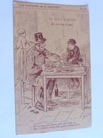 Lot De 28 Cartes Illustrateur Les Paysans De B GAUTIER Toutes Scannes - Postcards