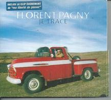 """CD  FLORENT PAGNY  """" JE TRACE  """" + 2 TITRES - Music & Instruments"""